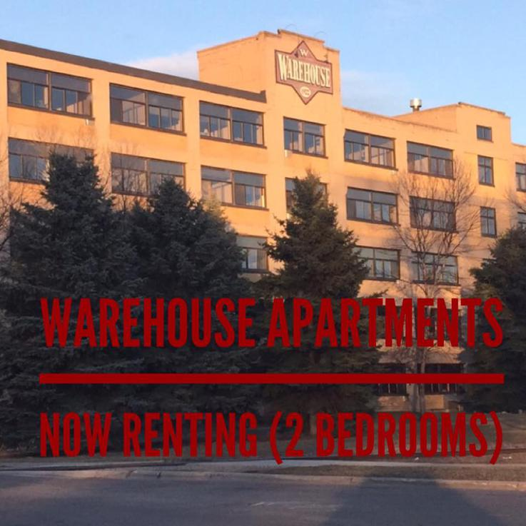 Welcome To Warehouse Apartments Of Grand Forks